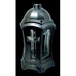 LAMPION / DWA KRZYŻE/ SREBRO /1 SZTUKA